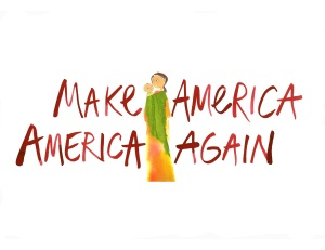 Make America America Again simple jpg